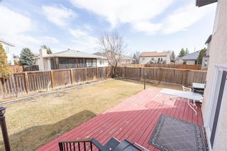 Photo 34: 112 Eaglemount Crescent in Winnipeg: Linden Woods Residential for sale (1M)  : MLS®# 202106309
