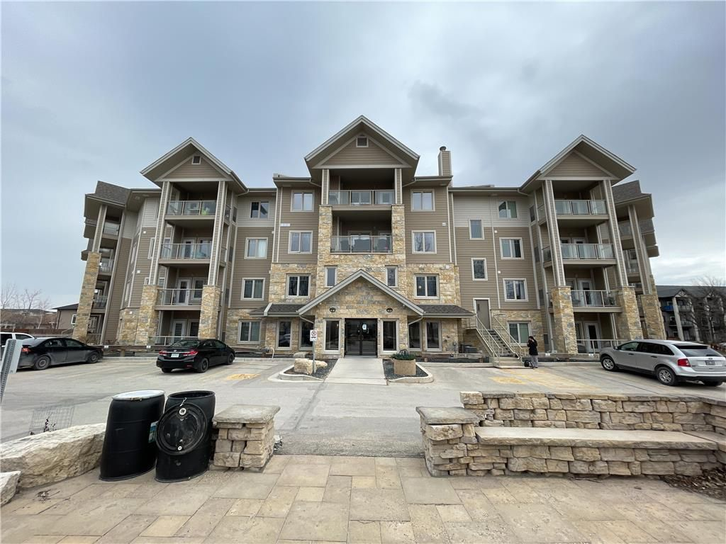Main Photo: 308 1205 St Anne's Road in Winnipeg: River Park South Condominium for sale (2F)  : MLS®# 202106625