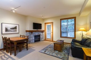 """Photo 1: 223 4660 BLACKCOMB Way in Whistler: Benchlands Condo for sale in """"LOST LAKE LODGE"""" : MLS®# R2453365"""