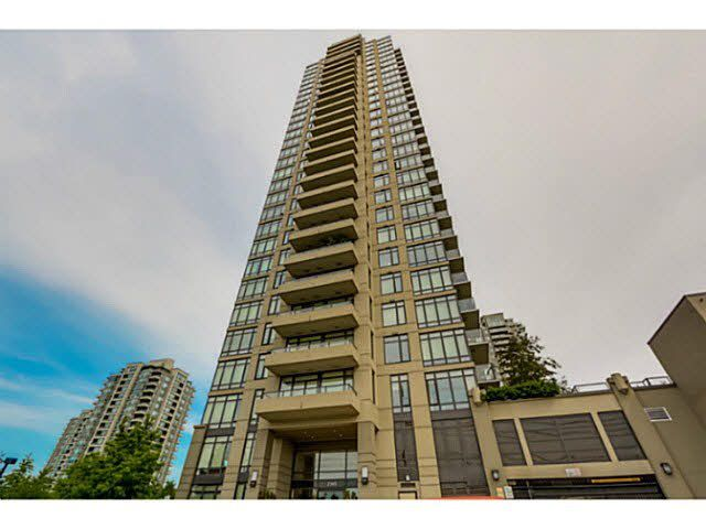 Main Photo: 2105 2345 MADISON Avenue in Burnaby: Brentwood Park Condo for sale (Burnaby North)  : MLS®# V1141224