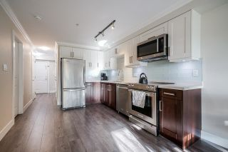 """Photo 9: 302 707 E 43RD Avenue in Vancouver: Fraser VE Condo for sale in """"JADE"""" (Vancouver East)  : MLS®# R2590818"""