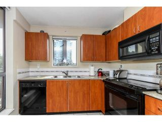 """Photo 5: 1004 850 ROYAL Avenue in New Westminster: Downtown NW Condo for sale in """"THE ROYALTON"""" : MLS®# V1122569"""