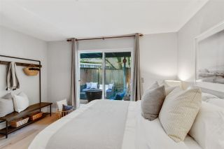 Photo 16: 108 2020 W 8 AVENUE in Vancouver: Kitsilano Townhouse for sale (Vancouver West)  : MLS®# R2585715
