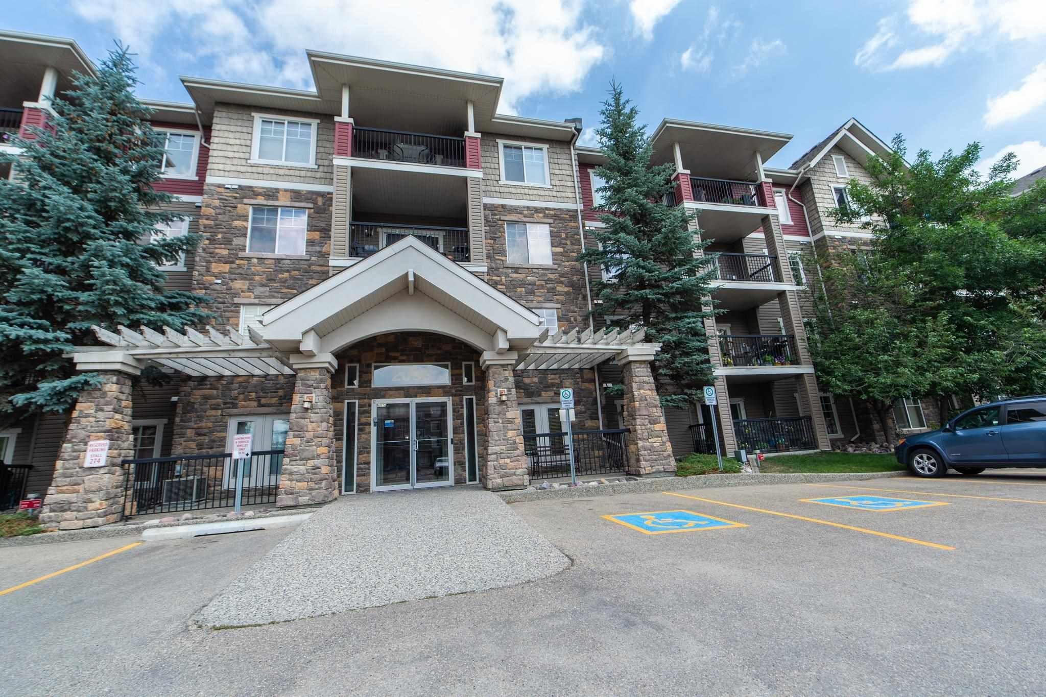 Main Photo: 426 2098 BLACKMUD CREEK Drive in Edmonton: Zone 55 Condo for sale : MLS®# E4253389