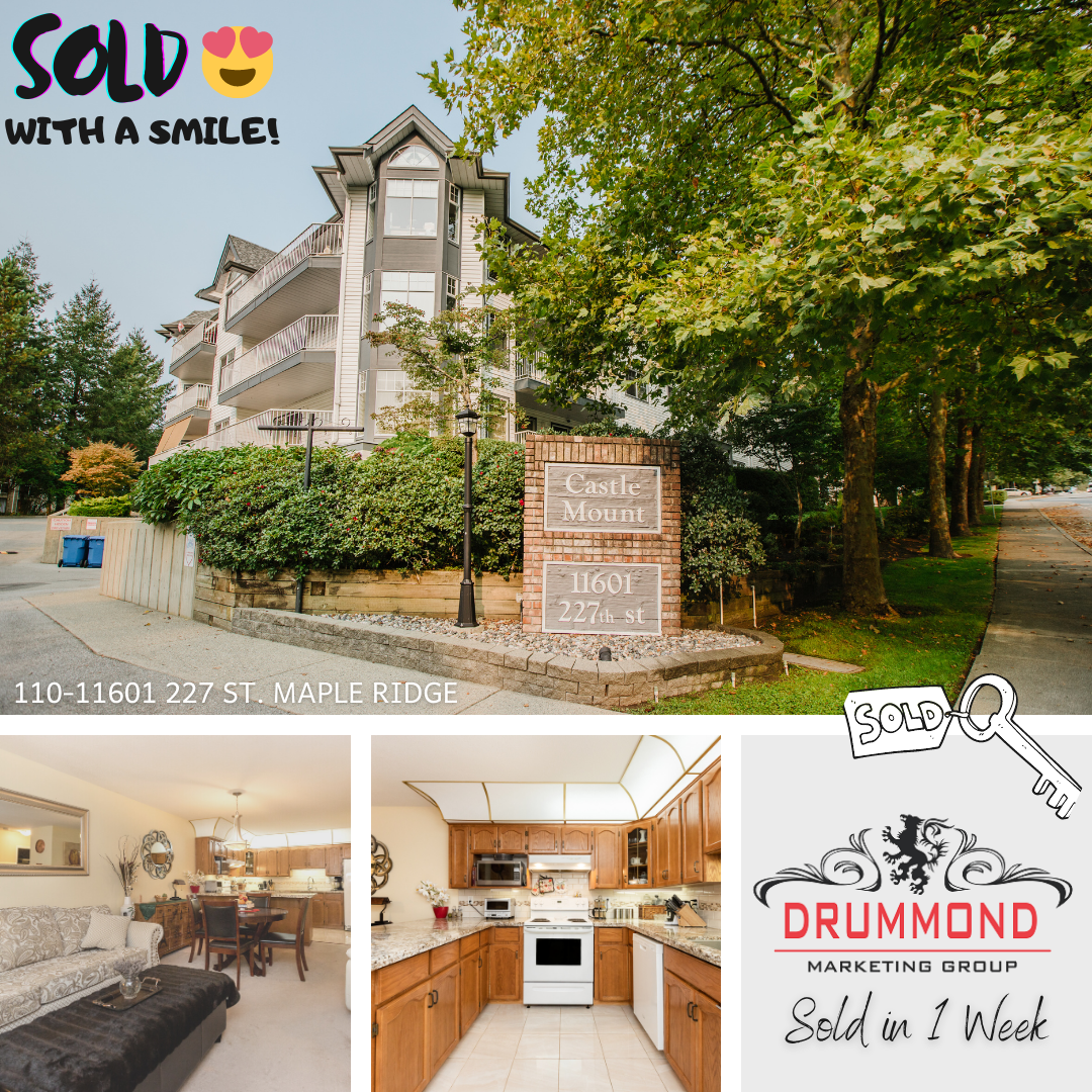 Main Photo: 110 11601 227 Street in Maple Ridge: East Central Condo for sale : MLS®# R2504284