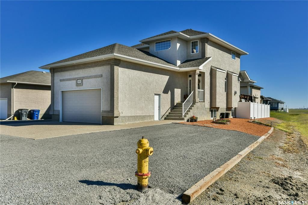 Main Photo: 101 Park Street in Grand Coulee: Residential for sale : MLS®# SK871554