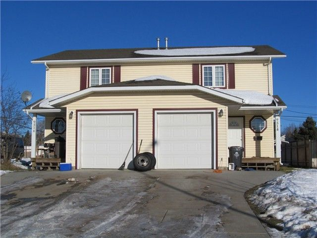 Main Photo: 9516 94TH Avenue in Fort St. John: Fort St. John - City SE 1/2 Duplex for sale (Fort St. John (Zone 60))  : MLS®# N224582