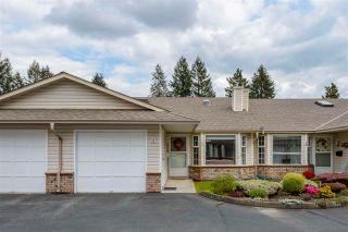 "Photo 1: 17 12049 217 Street in Maple Ridge: West Central Townhouse for sale in ""THE BOARDWALK"" : MLS®# R2579686"