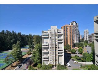 """Photo 4: 1202 4105 MAYWOOD Street in Burnaby: Metrotown Condo for sale in """"TIMES SQUARE"""" (Burnaby South)  : MLS®# V1023881"""