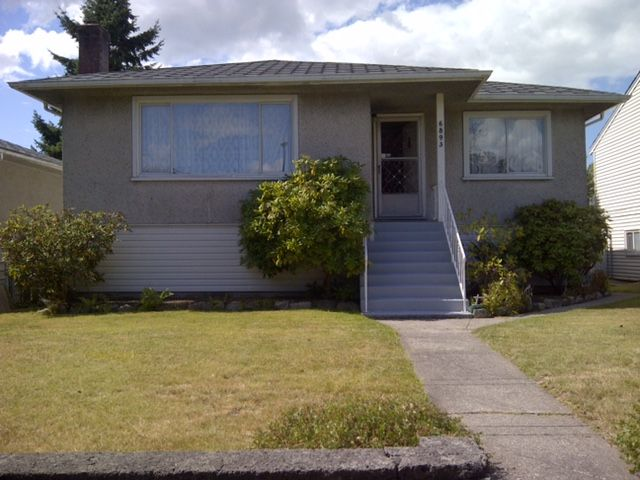 Main Photo: 6893 Dawson Street in Vancouver: House for sale