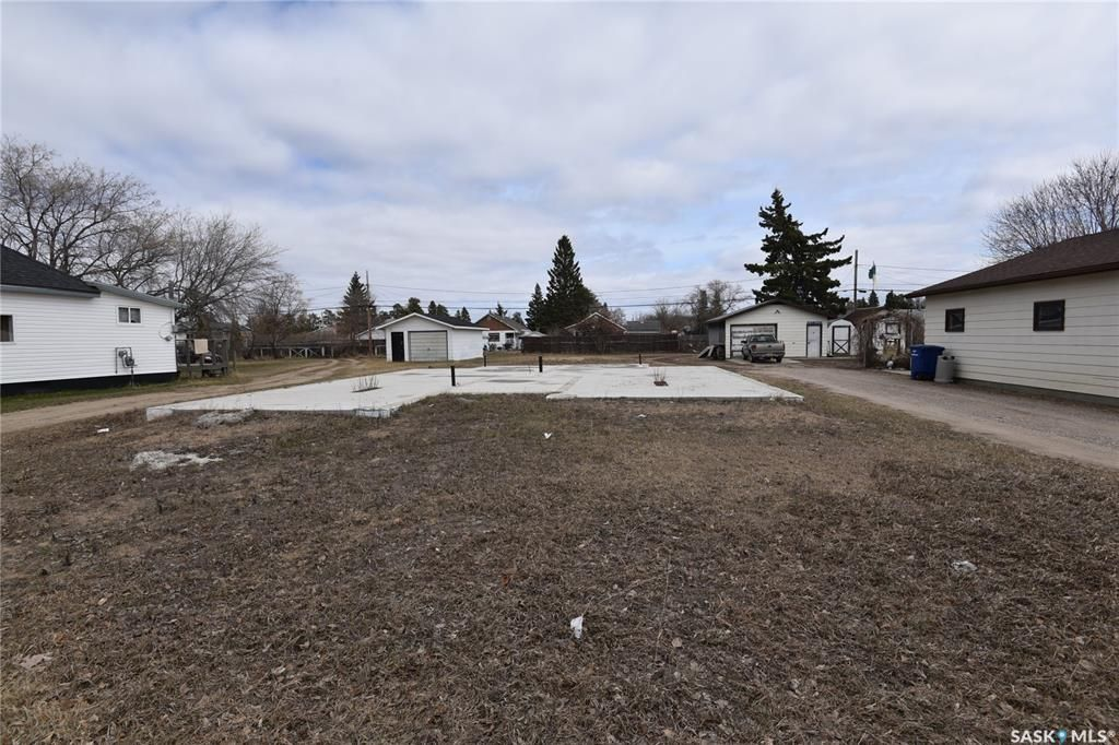 Main Photo: 115 3rd Street North in Nipawin: Lot/Land for sale : MLS®# SK851273