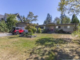 Photo 1: 1408 HAVERSLEY Avenue in Coquitlam: Central Coquitlam House for sale : MLS®# R2101777