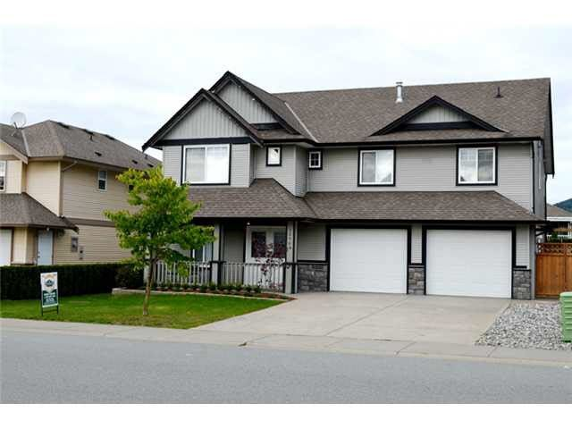 Main Photo: 32909 EGGLESTONE Avenue in Mission: Mission BC House for sale : MLS®# R2222532