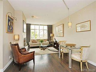 Photo 2: 505 999 Burdett Ave in VICTORIA: Vi Downtown Condo for sale (Victoria)  : MLS®# 699443