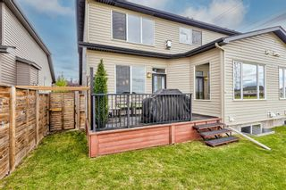 Photo 31: 105 Rainbow Falls Boulevard: Chestermere Semi Detached for sale : MLS®# A1144465