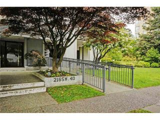 """Photo 16: 1103 2165 W 40TH Avenue in Vancouver: Kerrisdale Condo for sale in """"THE VERONICA"""" (Vancouver West)  : MLS®# V1066202"""