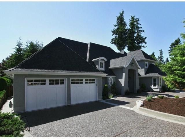 Main Photo: 2107 131B ST in Surrey: Elgin Chantrell House for sale (South Surrey White Rock)  : MLS®# F1416976
