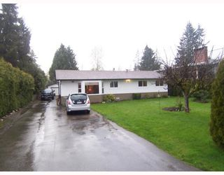 Photo 1: 12033 261ST Street in Maple_Ridge: Websters Corners House for sale (Maple Ridge)  : MLS®# V705113