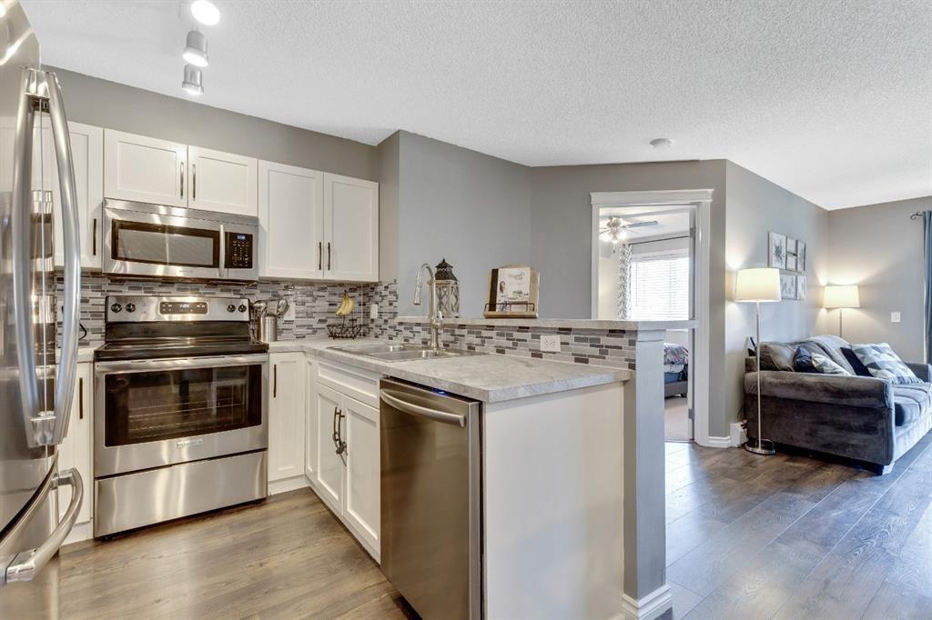 Main Photo: 1105 115 PRESTWICK Villas SE in Calgary: McKenzie Towne Apartment for sale : MLS®# A1100245