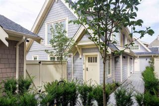"""Main Photo: 3170 BURRARD Street in Vancouver: Fairview VW Townhouse for sale in """"Heritage Burrard"""" (Vancouver West)  : MLS®# R2600406"""