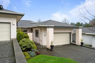 Photo 3: 25 4360 Emily Carr Dr in Saanich: SE Broadmead Row/Townhouse for sale (Saanich East)  : MLS®# 841495