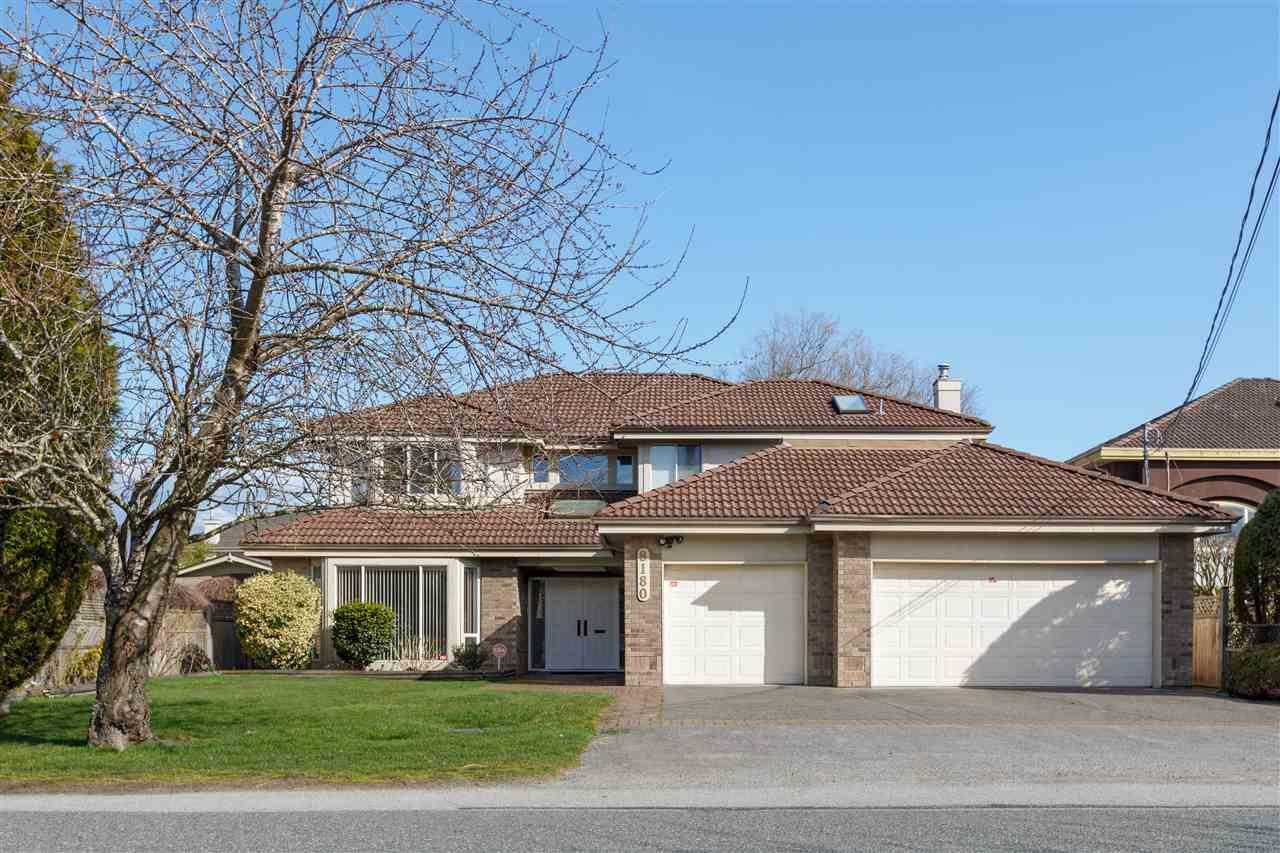 Main Photo: 8180 DALEMORE Road in Richmond: Seafair House for sale : MLS®# R2445025