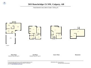 Photo 31: 503 RANCHRIDGE Court NW in Calgary: Ranchlands House for sale : MLS®# C4118889
