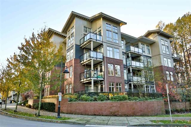 Main Photo: 110 101 Morrissey Road in Port Moody: Port Moody Centre Condo for sale