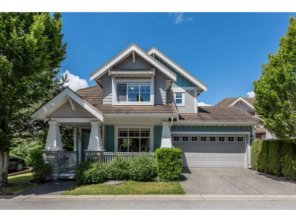 "Main Photo: 67 15288 36 Avenue in Surrey: Morgan Creek Townhouse for sale in ""Cambria"" (South Surrey White Rock)  : MLS®# R2175479"