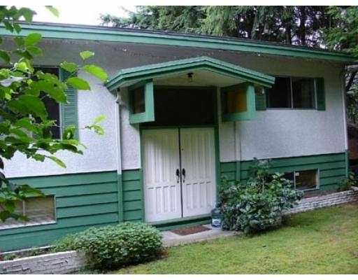 Main Photo: 973 RANCH PARK WY in Coquitlam: Ranch Park House for sale : MLS®# V556565