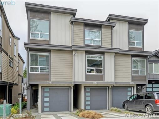 Main Photo: 3382 Vision Way in VICTORIA: La Happy Valley Row/Townhouse for sale (Langford)  : MLS®# 754167