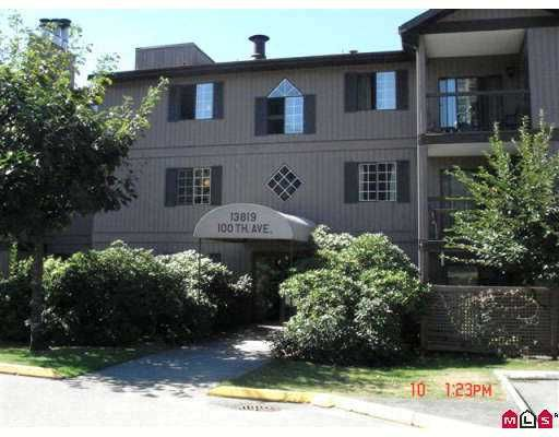 """Main Photo: 2214 13819 100TH Avenue in Surrey: Whalley Condo for sale in """"CARRIAGE LANE"""" (North Surrey)  : MLS®# F2723880"""