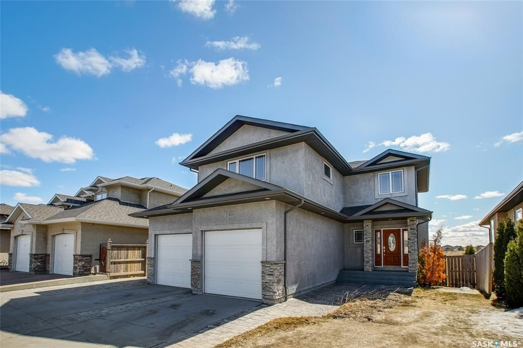 Main Photo: 230 Addison Road in Saskatoon: Willowgrove Residential for sale : MLS®# SK849044