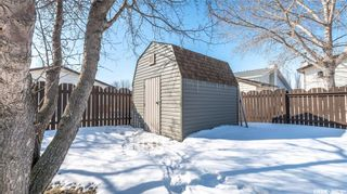 Photo 39: 122 Stacey Crescent in Saskatoon: Dundonald Residential for sale : MLS®# SK803368