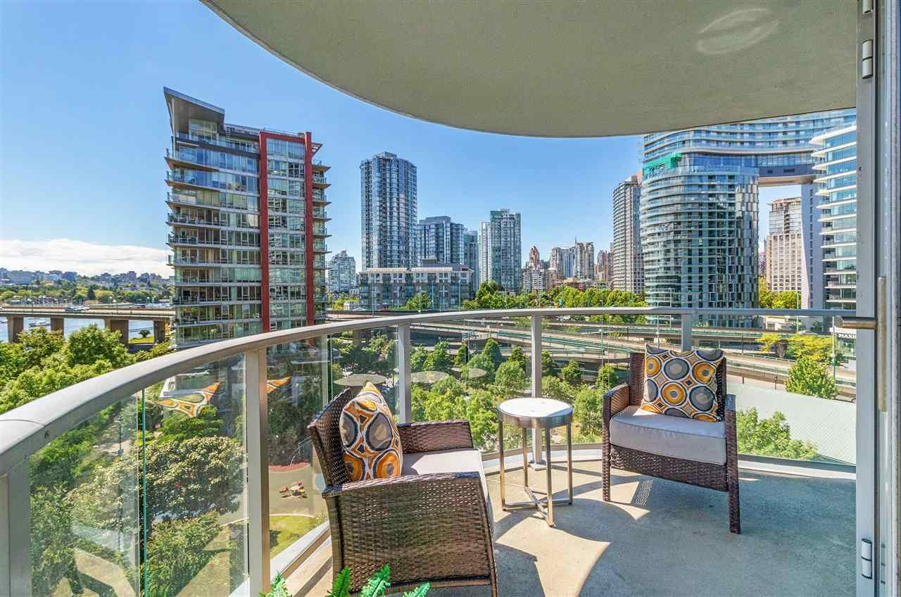 Photo 24: Photos: 806 918 COOPERAGE WAY in Vancouver: Yaletown Condo for sale (Vancouver West)  : MLS®# R2589015
