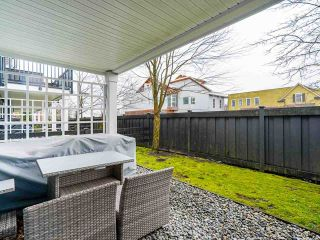 Photo 30: 30 19572 FRASER WAY in Pitt Meadows: South Meadows Townhouse for sale : MLS®# R2540843