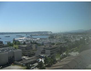 Photo 4: 1204-175 West 2nd Street in North Vancouver: Lower Lonsdale Condo for sale : MLS®# V723757