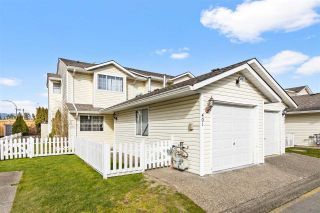 Photo 1: 401 20675 118 AVENUE in Maple Ridge: Southwest Maple Ridge Townhouse for sale : MLS®# R2547316