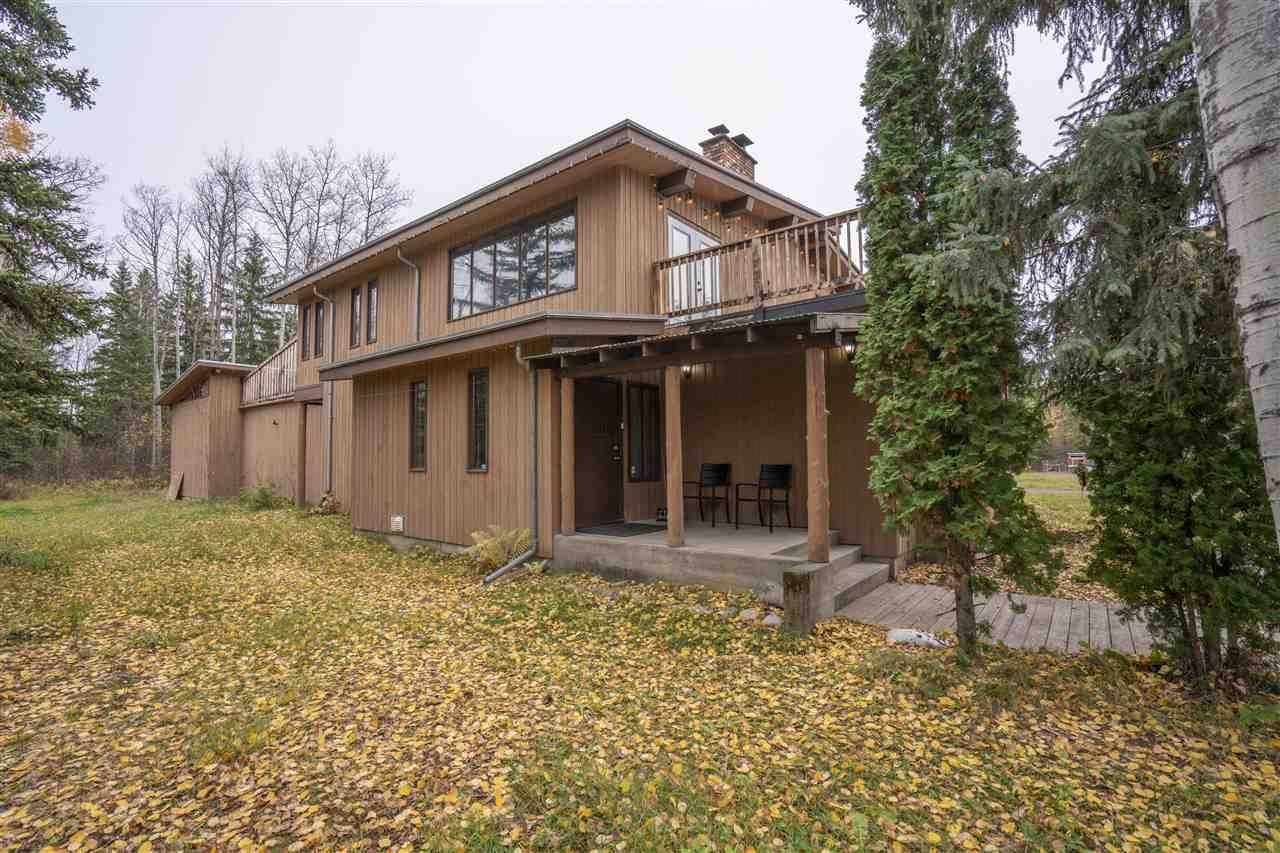 Main Photo: 12090 S MCBRIDE TIMBER Road in Prince George: Upper Mud House for sale (PG Rural West (Zone 77))  : MLS®# R2509343
