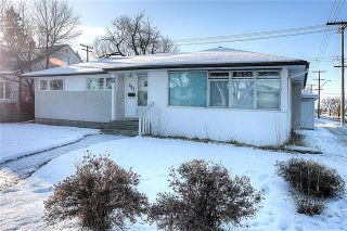 Photo 1: 441 Cordova Street in Winnipeg: River Heights Single Family Detached for sale (1D)  : MLS®# 1831989