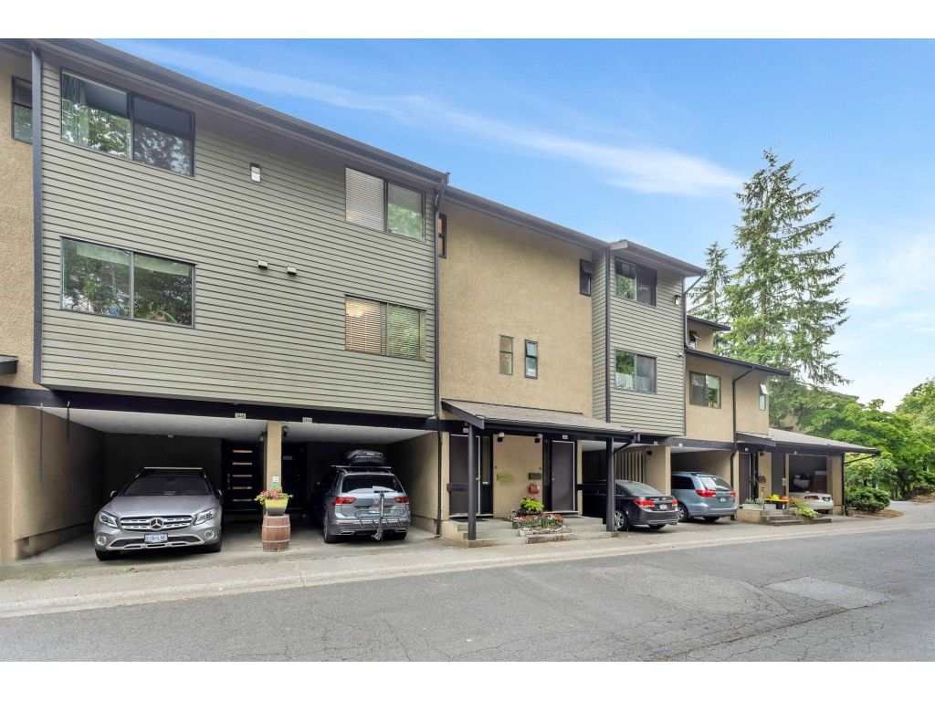 Main Photo: 3442 Nairn Avenue in Vancouver: Champlain Heights Townhouse for sale (Vancouver East)  : MLS®# R2603278