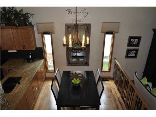 Photo 5: 245 WOODSIDE Road NW: Airdrie Residential Detached Single Family for sale : MLS®# C3635844