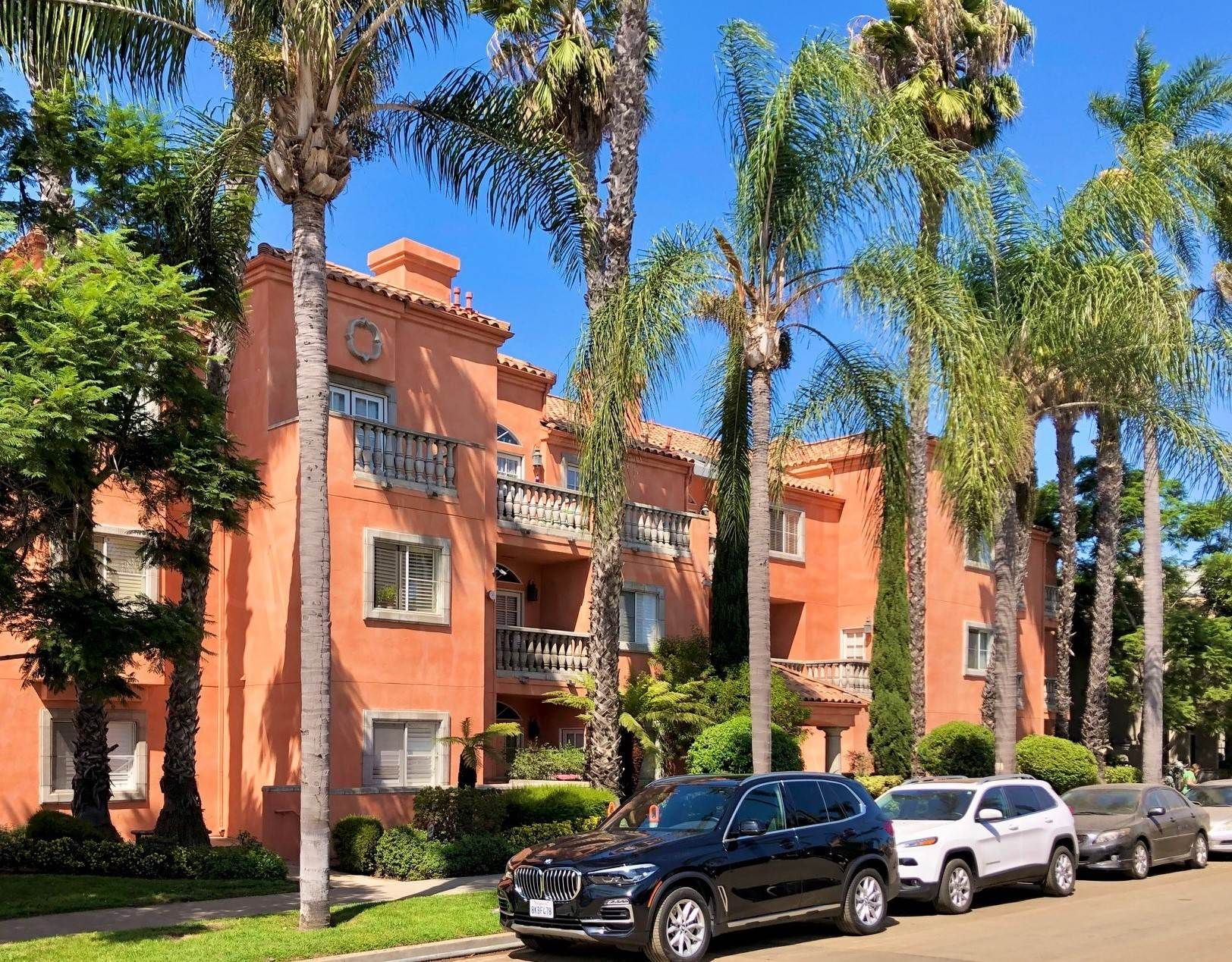 Main Photo: HILLCREST Condo for sale : 2 bedrooms : 3620 3Rd Ave #208 in San Diego