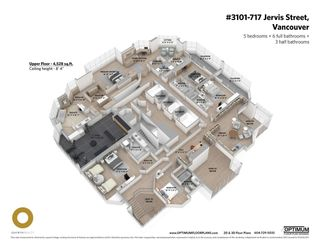 """Photo 26: 3101 717 JERVIS Street in Downtown: West End VW Condo for sale in """"Emerald West"""" (Vancouver West)  : MLS®# R2603651"""