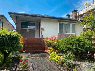 Photo 1: 2630 FRANKLIN Street in Vancouver: Hastings Sunrise House for sale (Vancouver East)  : MLS®# R2592482