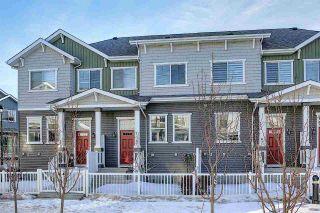 Photo 2: 63 7385 Edgemont Way in Edmonton: Zone 57 Townhouse for sale : MLS®# E4232855