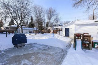 Photo 31: 125 Ashland Avenue in Winnipeg: Riverview Residential for sale (1A)  : MLS®# 202102612