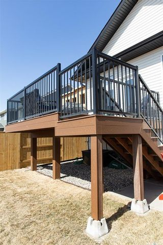 Photo 42: 310 Burgess Crescent in Saskatoon: Rosewood Residential for sale : MLS®# SK856869