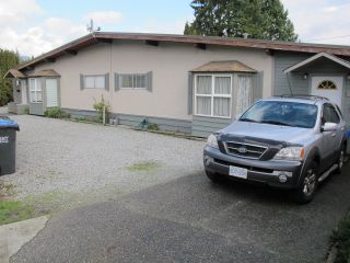 Photo 1: 3220 - 3224 CEDAR Drive in Port Coquitlam: Lincoln Park PQ Duplex for sale : MLS®# R2035615