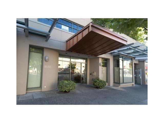 """Main Photo: 308 1688 ROBSON Street in Vancouver: West End VW Condo for sale in """"PACIFIC ROBSON PALAIS"""" (Vancouver West)  : MLS®# V835427"""